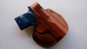Cal38 | Leather Belt owb Holster Sig Sauer P938