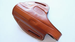 Leather OWB Holster For Walther PPQ
