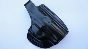 Cal38 Leather Custom Made owb Holster For Heckler and  Koch P30SK