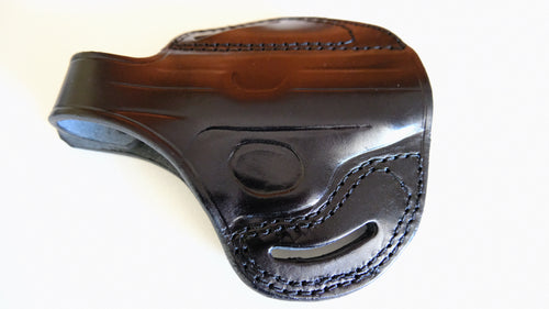 Cal38 Leather Handcrafted Belt Holster For Taurus Walther PPK/S 9mm Kurz