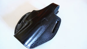 Cal38 Laether I Belt Owb Holster For Heckler And Koch VP9