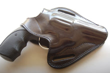 Load image into Gallery viewer, Cal38 | Leather Belt owb Holster For Taurus 38 special 3 barrel