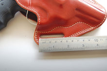 Load image into Gallery viewer, Cal38 | Leather Belt owb Holster Smith and Wesson K Frame 38 Special