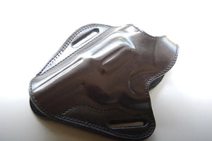 Cal38 | Leather Belt owb Holster Smith and Wesson K Frame 38 Special