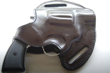Load image into Gallery viewer, Handcrafted Leather Belt owb belt Holster For Taurus 85 38 special
