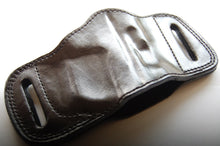 Load image into Gallery viewer, Handcrafted Leather Belt Slide Holster For Heckler & Koch P30L