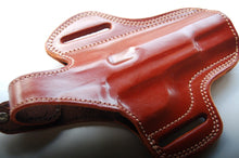 Load image into Gallery viewer, Cal38 Leather Handcrafted Belt owb Holster for Tokarev TT-33