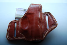 Load image into Gallery viewer, Leather Belt owb Holster For Cz Ceska 6.35