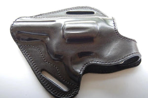 "Smith and Wesson Model 60-10 with 3"" Barrel Leather Holster"