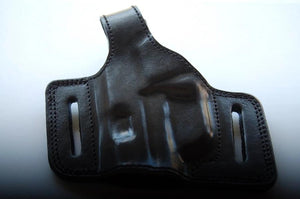 Beretta 80,81FS Leather Belt Thumb Break Holster