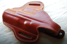 Load image into Gallery viewer, Cal38 | Leather Belt OWB Holster for Ruger P95