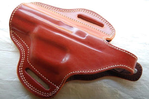 Cal38 | Leather Belt OWB Holster for Ruger P95