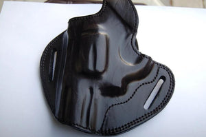 Cal38 Leather | Holster for Smith and Wesson 44 Magnum Snub Nose Revolver