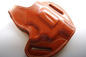 Cal38 | Leather Belt owb Holster For Colt Night Cobra