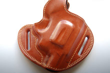 Load image into Gallery viewer, Cal38 | Leather Belt owb Holster For Colt Night Cobra