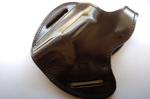 Handcrafted Leather Belt owb belt Holster For Taurus 85 38 special