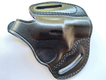 Load image into Gallery viewer, Leather Belt owb Holster For Smith and Wesson Model 36 38 special (R.H)