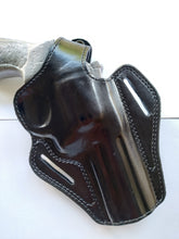 Load image into Gallery viewer, Handcrafted Leather Belt owb Holster For Smith and Wesson 686 4 inch (R.H)