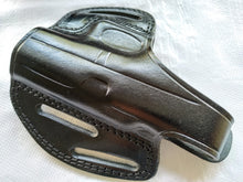 Load image into Gallery viewer, Cal38 | Leather Belt owb Holster for Glock 42