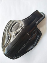 Load image into Gallery viewer, Cal38 | Leather Belt owb Holster  Bersa Thunder 380