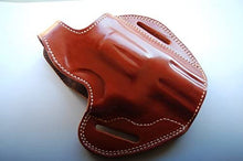 Load image into Gallery viewer, OWB Leather Holster For Rossi 44 Magnum 2 inch I Cal38 Leather