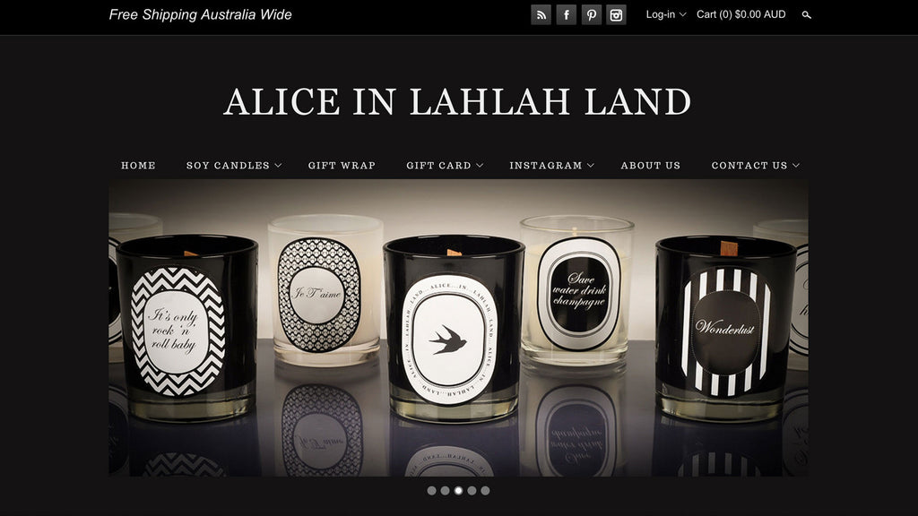 Alice in Lahlah Land