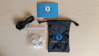Replacements Earbuds for FRESHeBUDS