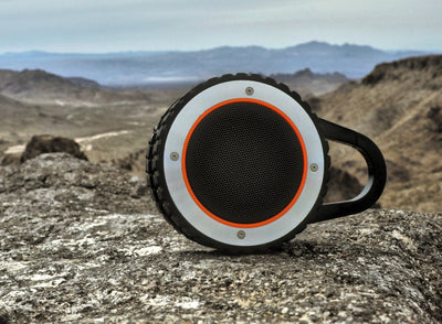 ALL-Terrain Sound - Rugged Outdoor Bluetooth Speaker