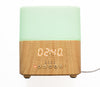 June and May  Aroma Diffuser & Bluetooth Clock Speaker