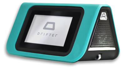 Drifter - The First Smart Portable Waterproof Speaker Designed for the Outdoors