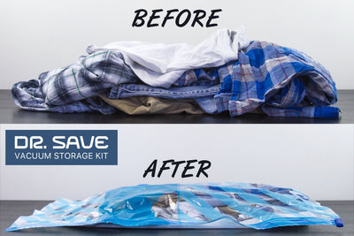 Dr Save Vacuum Travel Kit