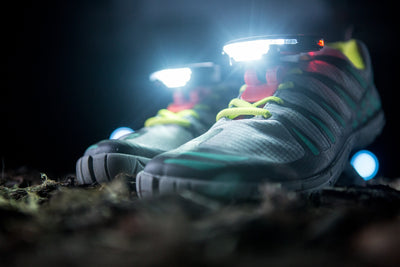Night Runner 270 - Shoe Lights for Running At Night - As Seen On Shark Tank
