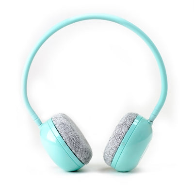 June & May Wireless Headphones - Bluetooth Over-The-Ear Headphones