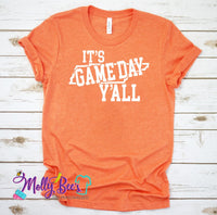 It's Game Day Y'all Tennessee Print