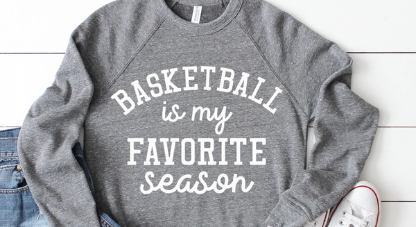 Basketball is my Favorite Season print