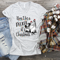 Dont Be A Pecker - Its Christmas