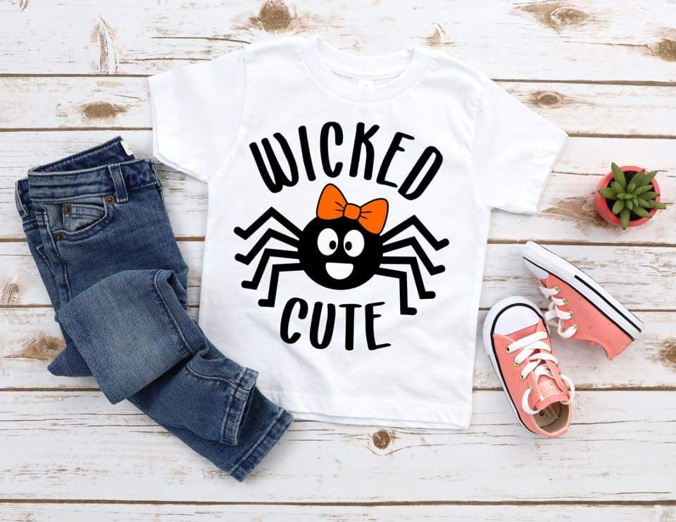 Youth Wicked Cute Spider
