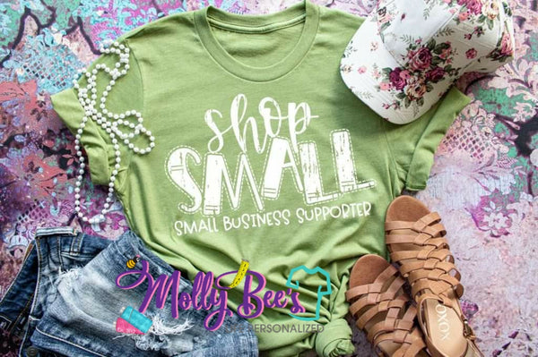 Shop Small Business - Small Business Supporter