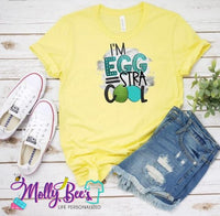 Easter - I'm Eggstra Cool (child) Print