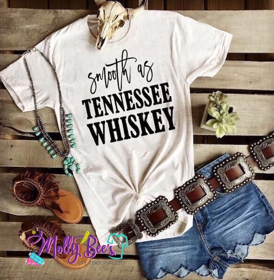 Smooth as Tennessee Whiskey Print
