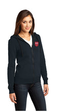 Load image into Gallery viewer, Women's Concert Fleece Full-Zip Hoodie