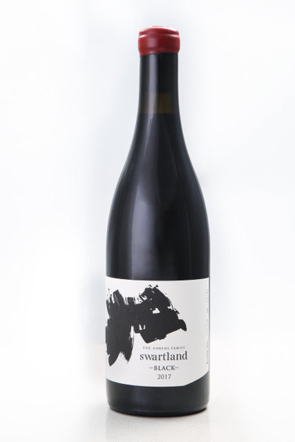THE AHRENS FAMILY Swartland Black 2017