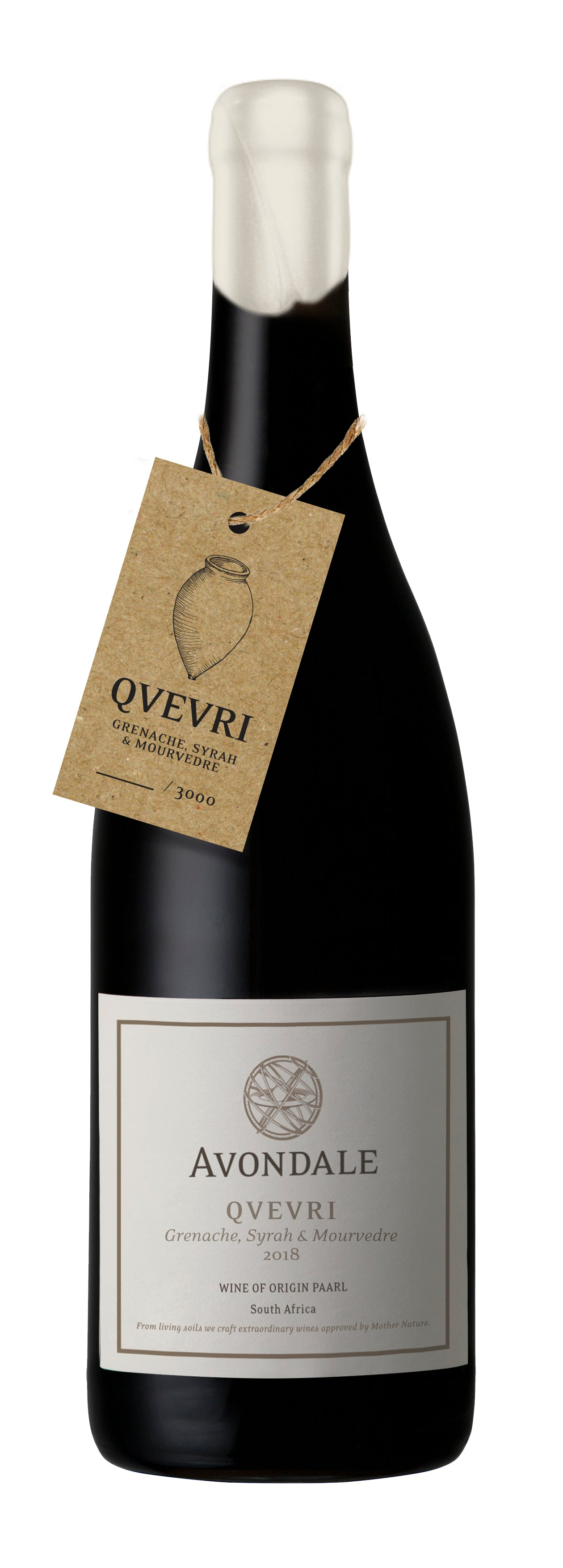 AVONDALE Qvevri Red 2018