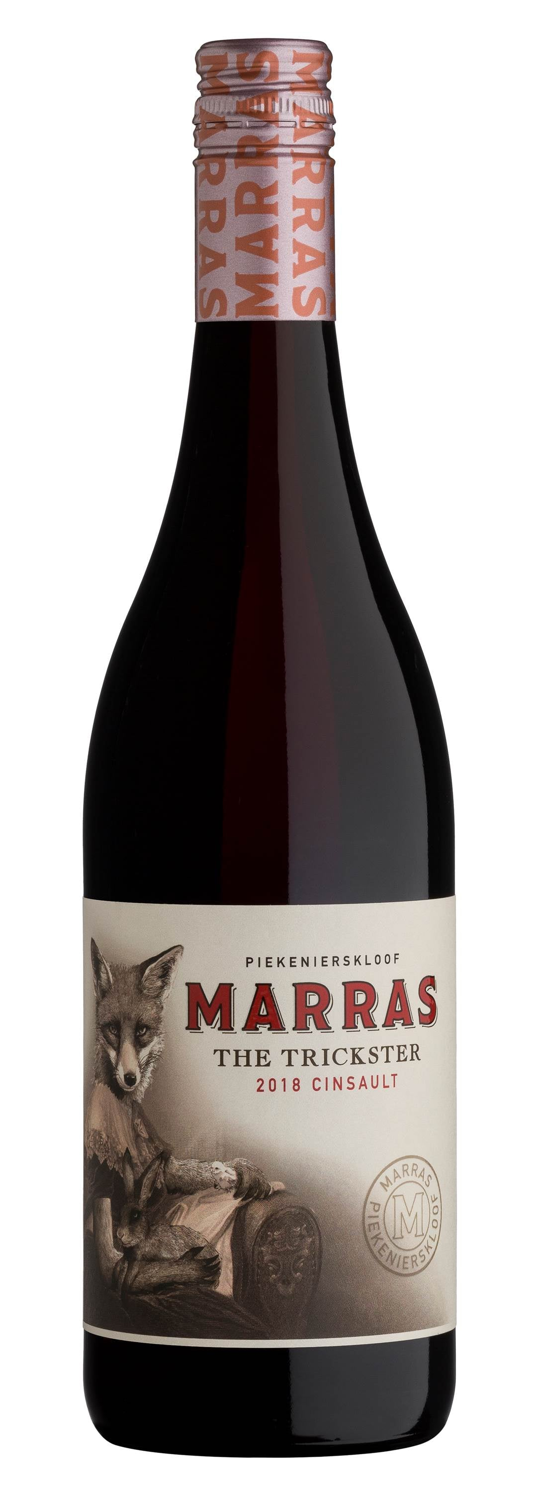 MARRAS The Trickster Cinsault 2019
