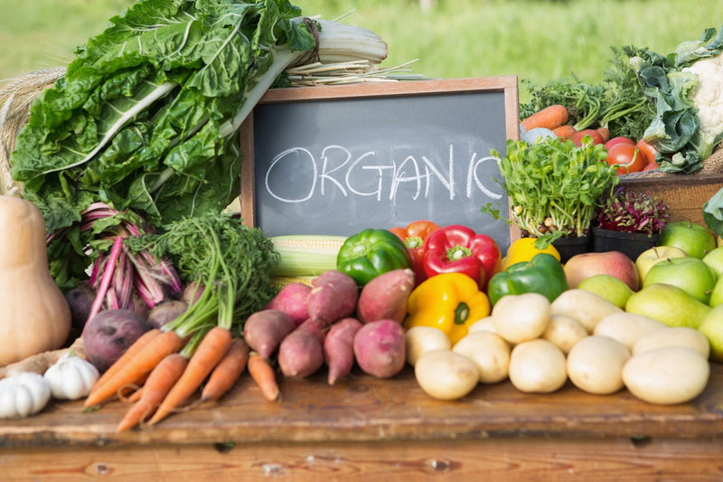 Why buy organic or fresh produce from your local Farmers Market?