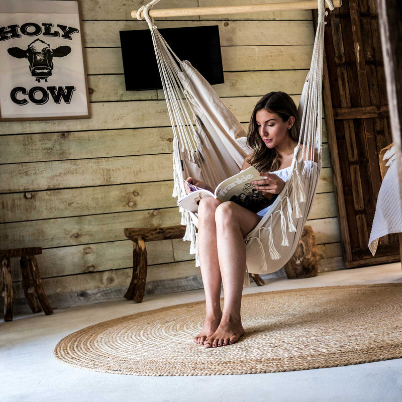 Komorebi-Boho-Macrame-Hanging-Hammock-Chair-Ivory-Features
