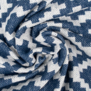 Komorebi-Diamond-Jacquard-Picnic-Blanket-Soft-Cotton