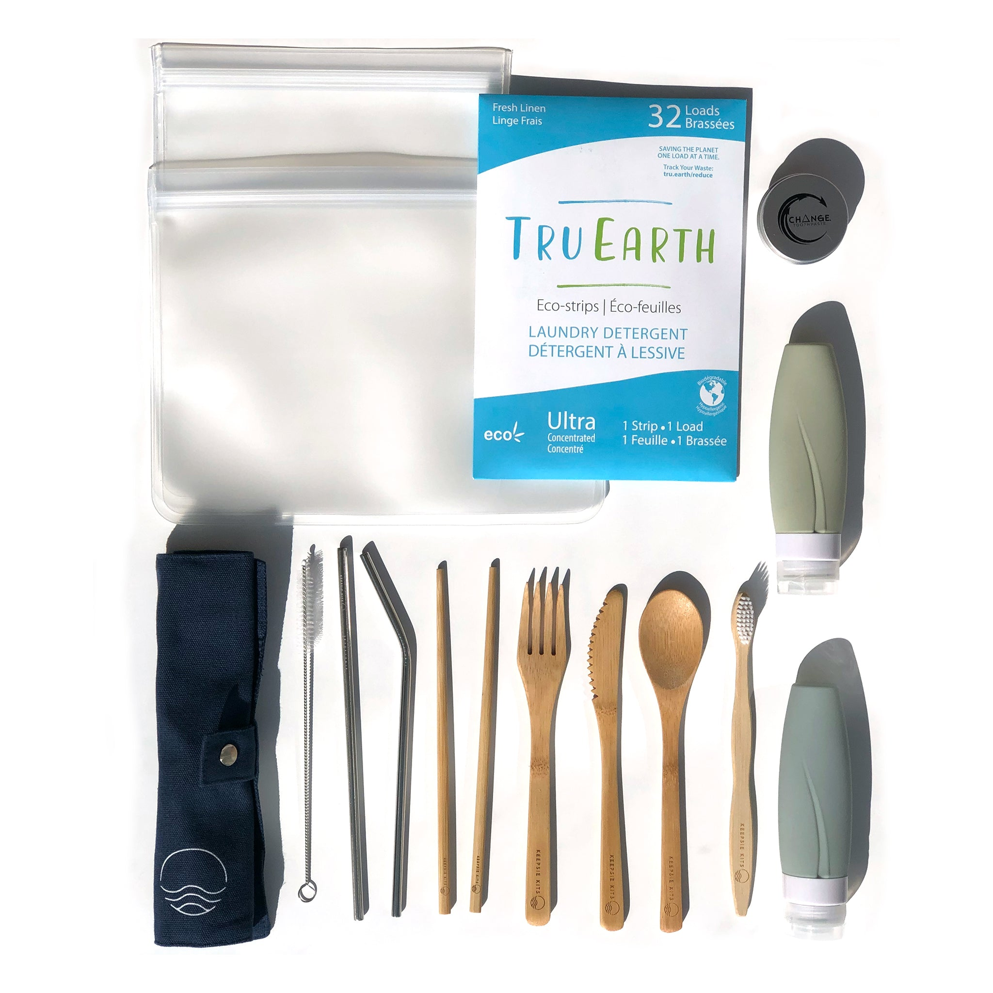 The Essentials: Sustainable Travel Kit