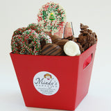 Red Christmas Chocolate Assortment Gift Box