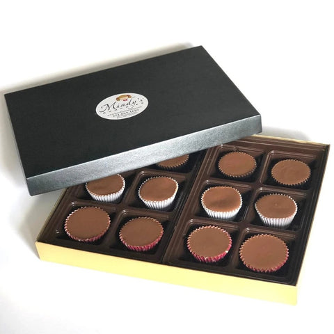 Assorted Peanut Butter Cup Box
